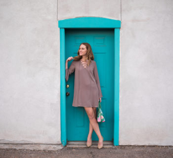 Defining Yourself: Bell Sleeve Dress