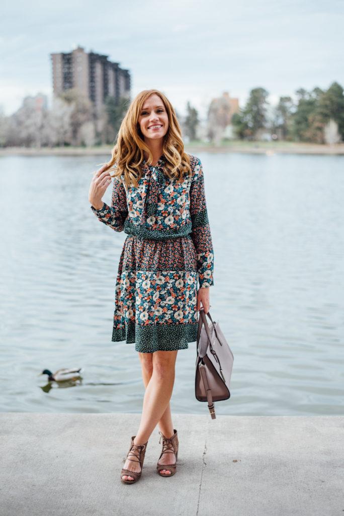 Floral Dress: Spring Inspiration