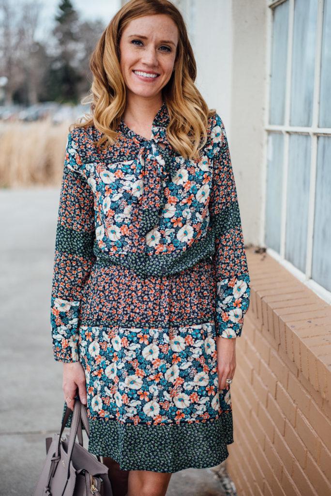 Spring Dress: Floral Inspiration