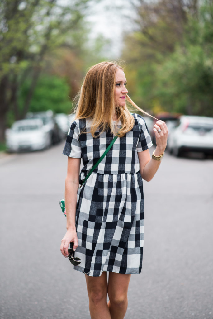 Anxiety + Gingham