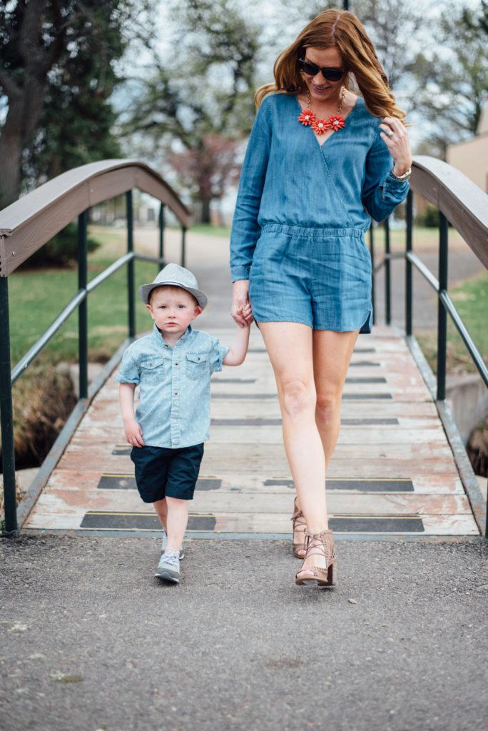 Toddler Fashion Motherhood