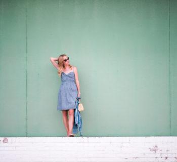 Writers Block: Summer Dress