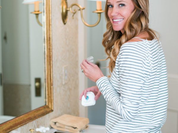 At Home with Smile Brilliant + Giveaway