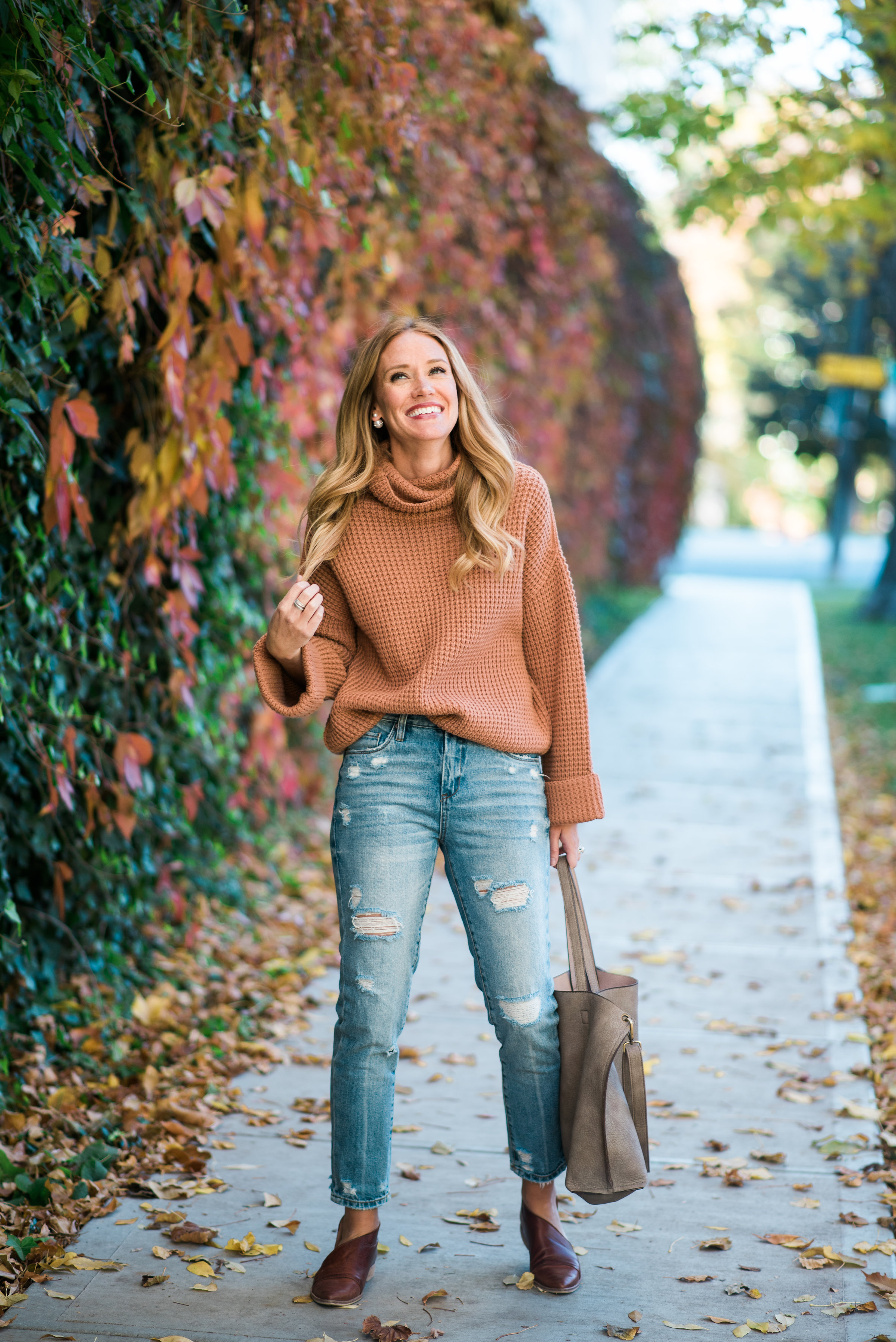 Thanksgiving Day Outfit: And Weekend Sales