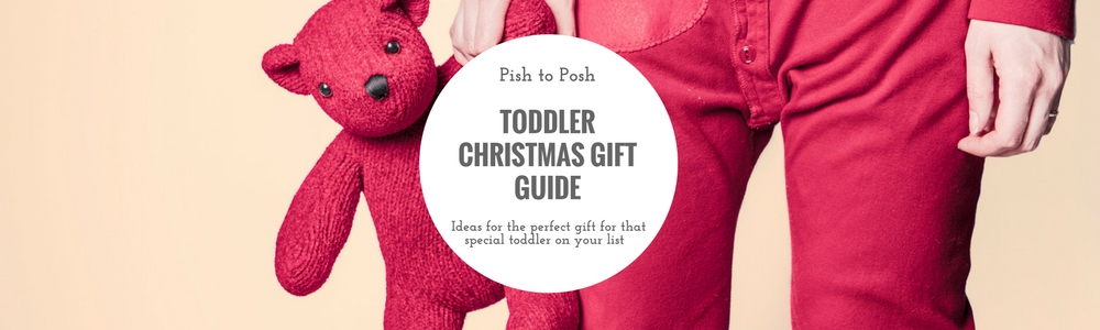 Holiday Gift Guide: Toddler Edition